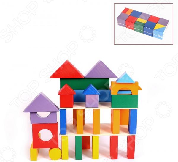 Конструктор деревянный PAREMO «Кубики макси» Конструктор деревянный PAREMO «Кубики макси» /