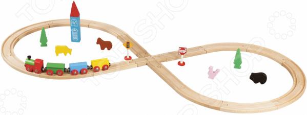 Набор железной дороги игрушечный Balbi WT-052
