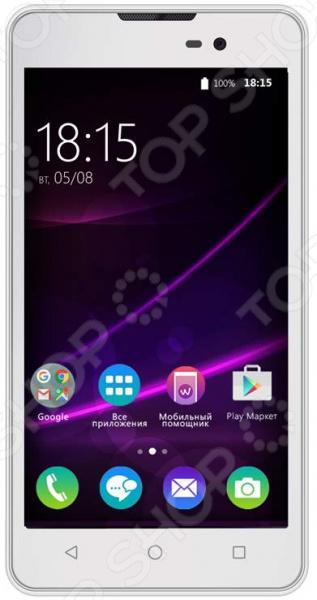 Смартфон BQ BQS-5065 Choice доступная модель телефона, выпущенная для повседневного использования детьми и нетребовательными взрослыми. На борту четырехъядерный процессор MediaTek MTK6580 и 1 Гб оперативной памяти, чего вполне достаточно для комфортной работы с различными приложениями, общения, интернет серфинга и учебы.  Основные преимущества смартфона BQ Choice  Работает на базе операционной системы Android 5.1.  5 дюймовый дисплей с матрицей IPS выдает изображение с насыщенными цветами.  Фактурное покрытие задней крышки стилизовано под натуральную кожу. Телефон не только выглядит красиво, но и приятно лежит в руке.  Крепкий корпус толщиной всего 9 мм.  Две камеры: основная на 8 МП со светодиодной вспышкой и фронтальная на 2 МП.  Поддержка двух Sim-карт.