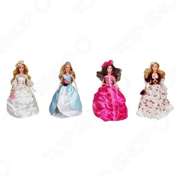 Платье для куклы Наша Игрушка «Роскошное». В ассортименте