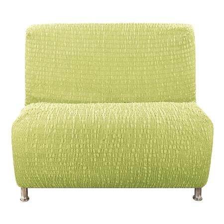 Купить Натяжной чехол на кресло без подлокотников Еврочехол «Сиена Венера»