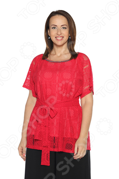 Блуза Гранд Гром «Сладкое счастье». Цвет: розовый блуза com mix цвет розовый