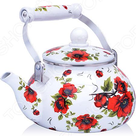 Чайник эмалированный Mayer&Boch MB-27977