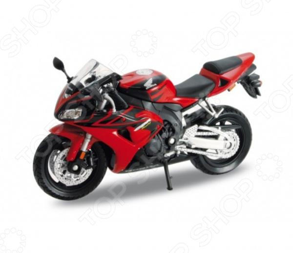 Модель мотоцикла 1:18 Welly Honda CBR1000RR