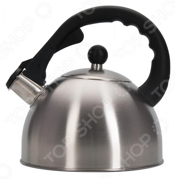 Чайник со свистком Regent 94-1502 чайник со свистком 3 8 л regent люкс 93 2503b 2