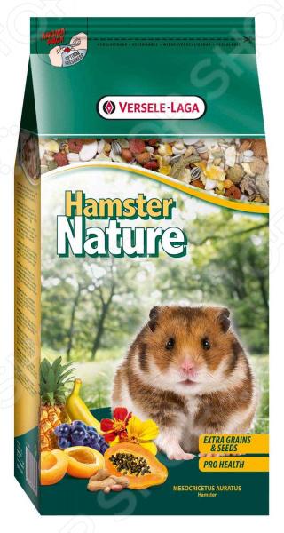 Корм для хомяков Versele-Laga Nature Hamster корм для птиц versele laga budgies для волнистых попугаев 1кг