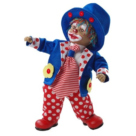 Купить Кукла Arias Elegance «Клоун» Т59771
