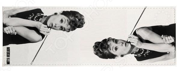 Обложка для студенческого билета Mitya Veselkov «Одри курит» часы наручные mitya veselkov часы mitya veselkov одри на белом курит арт mv 38