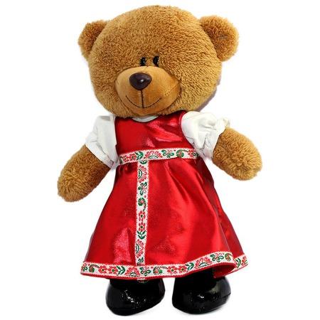 Купить Мягкая игрушка со звуком Bradex «Медведица»