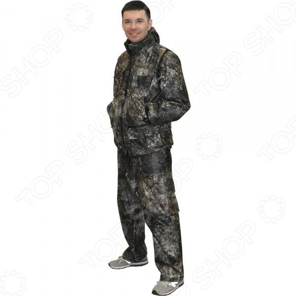 Костюм для охоты и рыбалки Huntsman «Тайга-3». Рисунок: калейдоскоп