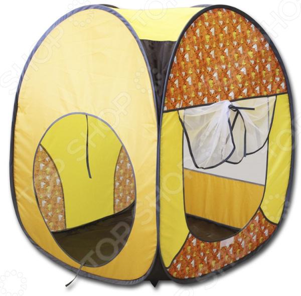 Палатка игровая BELON «Квадрат: Милые мишки»