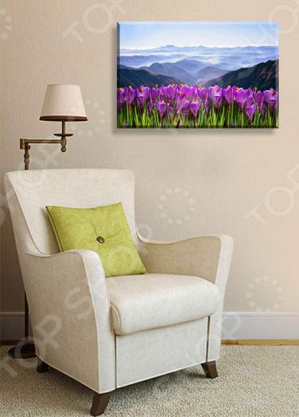 Картина ТамиТекс «Крокусы» картина тамитекс собор