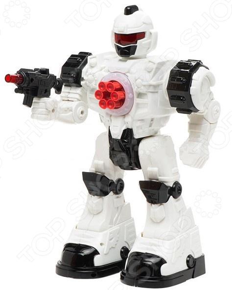 Игрушка на дистанционном управлении 1 Toy «Звездный защитник робот». В ассортименте робот на радиоуправлении звездный защитник 26 см