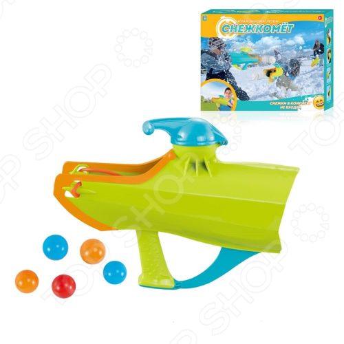 Бластер 1 Toy «Снегомет» бластер наша игрушка бластер цвет в ассортименте 20112011