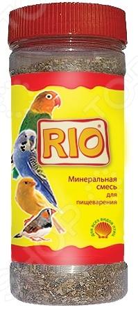 Корм для всех видов птиц Rio «Минеральная смесь»