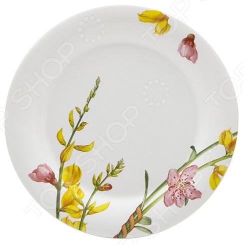 Тарелка десертная Ceramiche Viva «Фреско»
