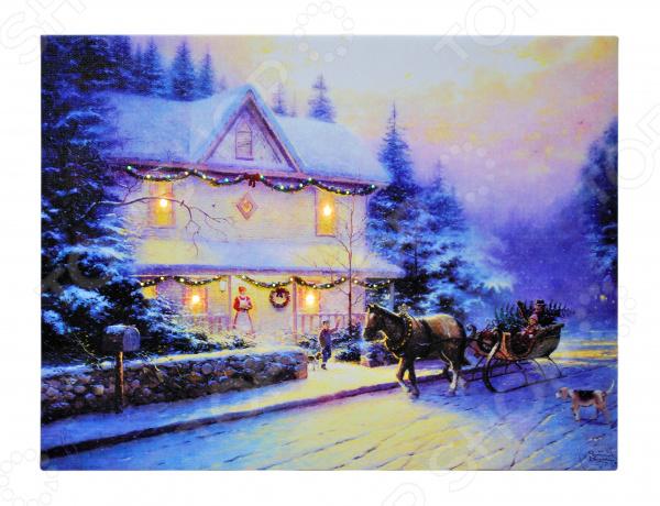Картина светодиодная Ester Plus ET-9180 светодиодная картина пора чудес
