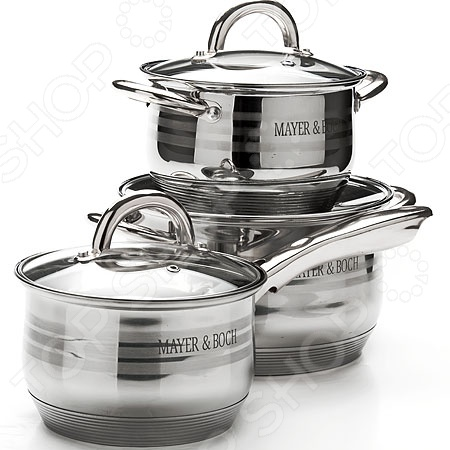 Mayer&Boch Набор посуды для готовки Mayer&Boch MB-25667