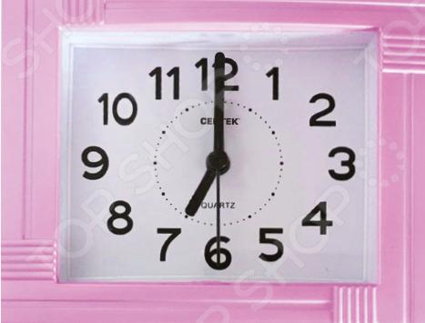 Часы-будильник Centek CT-7201