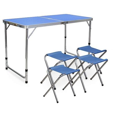Купить Набор: стол и стулья Greenwood TA-01