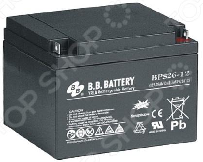 Батарея для ИБП Pitatel BB Battery BPS26-12 цена 2017