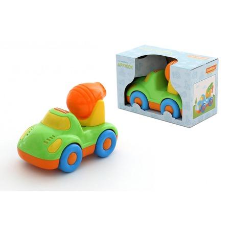 Купить Машинка игрушечная POLESIE «Дружок. Бетоновоз»