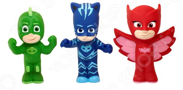 Набор фигурок игрушечных PJ Masks 33771 всё для лепки герои в масках pj masks набор алетт и ромео