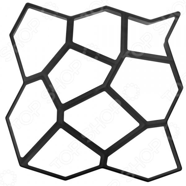 Форма для отливки садовых дорожек Vortex 24074 форма профессиональная для изготовления мыла мк восток выдумщики 688758 1