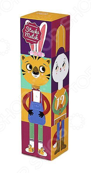 Кубики Krooom Животные яркий и необычный развивающий набор для вашего малыша. Кубики из ламинированного картона отлично подойдут для развития хватательных рефлексов, мелкой моторики рук, цветового и тактильного восприятия. Красочное оформление в виде стилизованных рисунков животных обеспечит вашему ребенку гармоничное эмоциональное и умственное развитие. Малыш, вращая кубики, будет создавать новых и необычных персонажей, поэтому игра всегда будет новой, увлекательной и интересной. Игрушки совершенно безопасны для детского здоровья, так как не содержат вредных веществ. Легкие, крепкие и надежные кубики легко ложатся в детскую ручку, поэтому управляться с ними будет очень просто. Каждый кубик имеет влагостойкое покрытие.