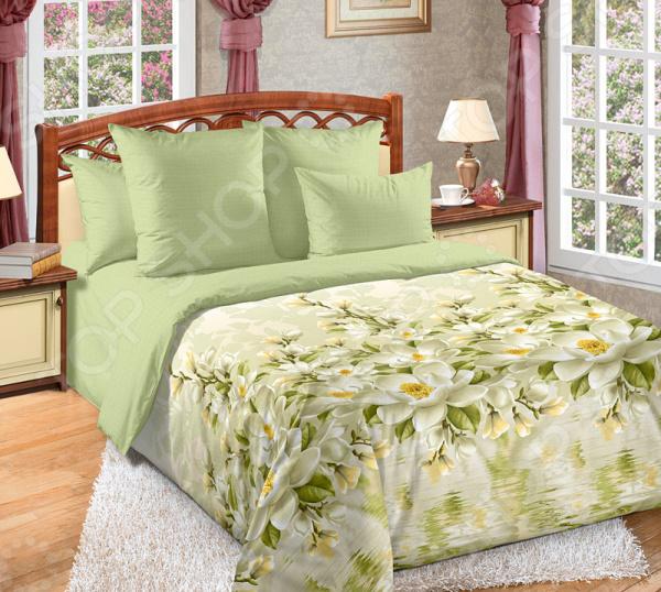 Комплект постельного белья Королевское Искушение «Магнолия»