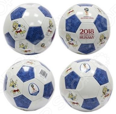 Мяч футбольный FIFA 2018 GOAL мяч футбольный torres vision resposta fifa quality pro размер 5