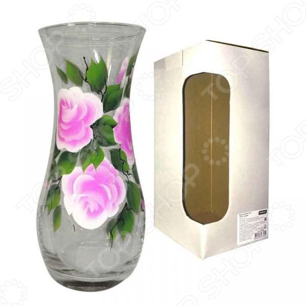Ваза Mallony Fiorita «Розы»