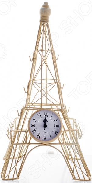 Часы настольные «Эйфелева башня» 60601 - артикул: 943236