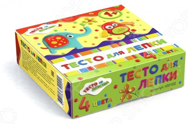 Набор теста для лепки Тесто из Детства т00102 Набор теста для лепки Тесто из Детства т00102 /