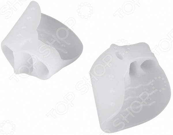 Накладка на мизинец и средний палец Ruges «Ортикплюс» накладка от натоптышей ruges лотус