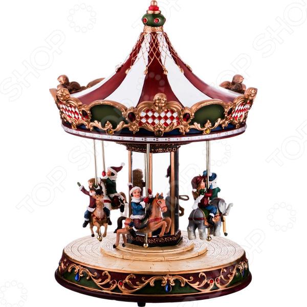 Фигурка музыкальная Lefard «Карусель» 234-117 мобили bairun музыкальная карусель красная шапочка