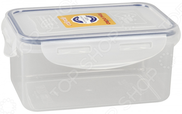 Контейнер для продуктов прямоугольный Rosenberg RUS-575009