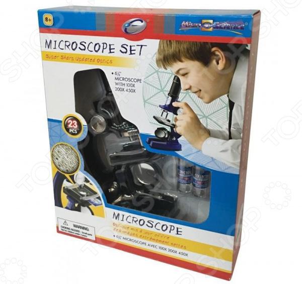Микроскоп Eastcolight 21352 микроскоп eastcolight 21312