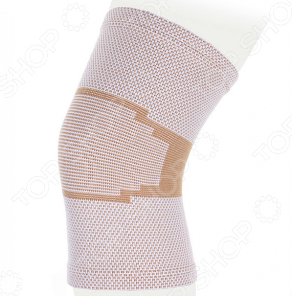 Бандаж на коленный сустав эластичный Ttoman KS-Е цена