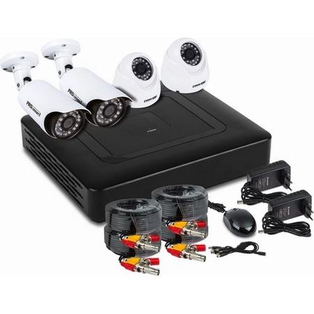 Купить Комплект видеонаблюдения Rexant PROconnect