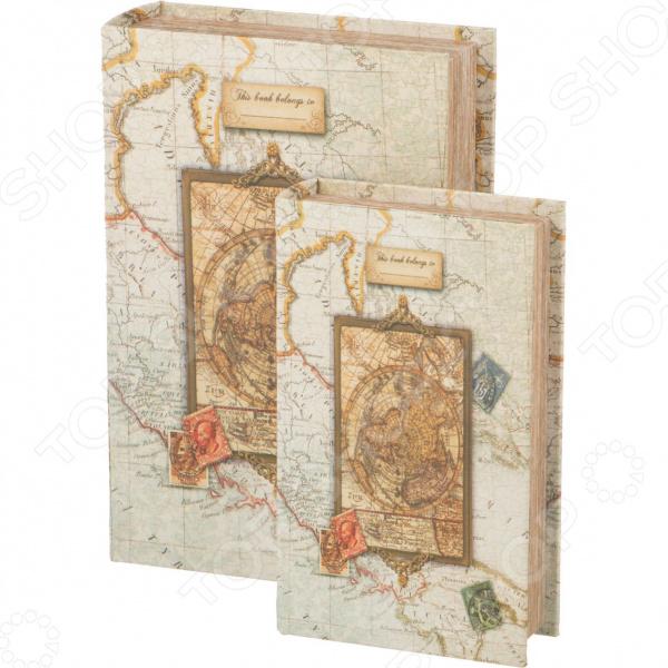 Комплект шкатулок-книг Lefard 184-332