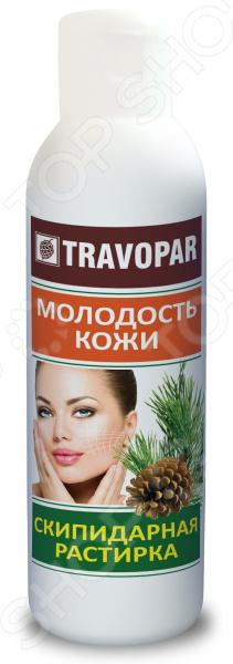 Скипидарная растирка Travopar «Молодость кожи» скипидарная растирка travopar контроль веса