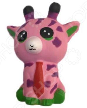 Игрушка-антистресс 1 Toy «Мммняшка сквиши: Жирафик»