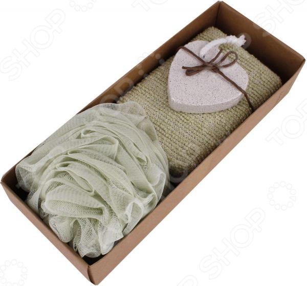 Набор банный Patricia IM99-1342 Набор банный Patricia IM99-1342/3 /Зеленый