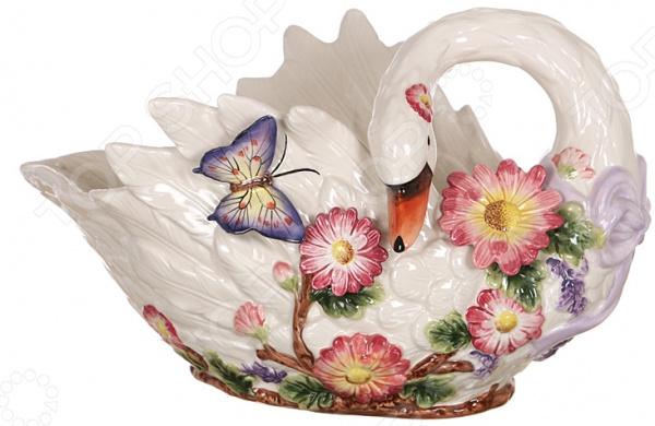 Фруктовница 59-496 ганг ваза фруктовница ракушка