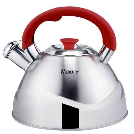 Купить Чайник со свистком Mercury MC-6592