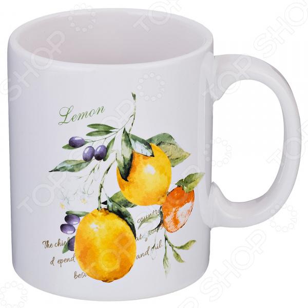 Кружка Lefard «Итальянские лимоны» 230-164