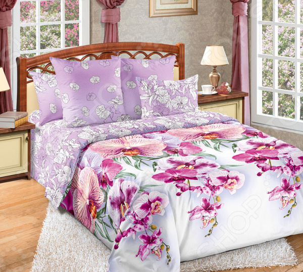 Комплект постельного белья Королевское Искушение «Мальдивы»