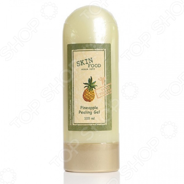 Пилинг-скатка для лица SKINFOOD Pineapple Gel