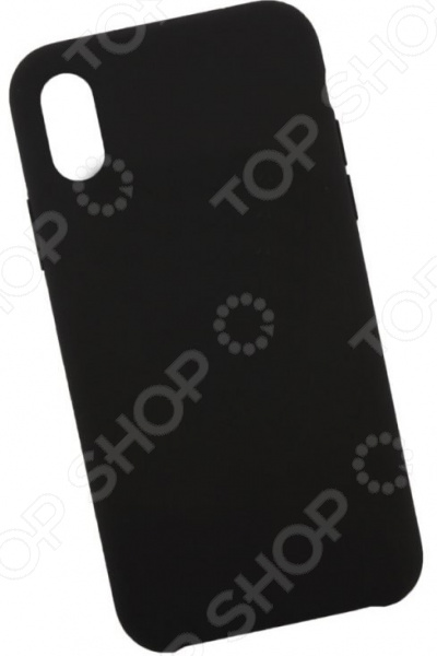 Чехол для телефона для iPhone X Silicone Case аксессуар чехол onext silicone для apple iphone x transparent 70524
